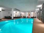 Wellness in the Hotel Schweizerhof Gourmet & Spa in Saas-Fee