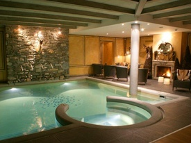 Wellness im Hotel Bella Tola in St-Luc