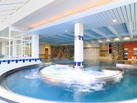 Wellness in the hotel Valaisia in Crans-Montana