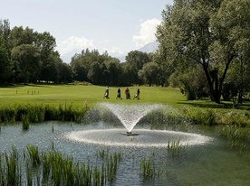 Golf Safari au cœur du Valais