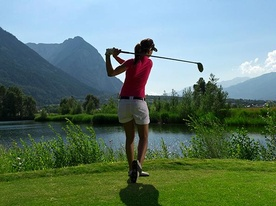 Golf and thermal spa Walliserhof - Leuk