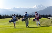 Golf course - Crans-Montana