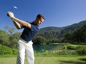 Golf und Gastronomie - Sierre