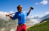 Golf course - Riederalp
