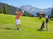Golf and Wellness at the Chalet d'Adrien - Verbier