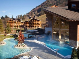 Thermal resort Val d'Illiez