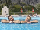 Thermal resort Leukerbad