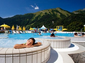 Thermal resort Ovronnaz