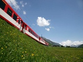 Matterhorn Gotthard Bahn - Brig