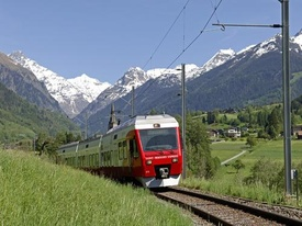 Saint-Bernard Express - Martigny 