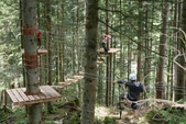 Adventure parc Acrobranche Champry