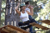 Adventure parc Fun Forest Crans-Montana