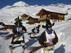 Congresses and Seminars in Brig Belalphexe ski race