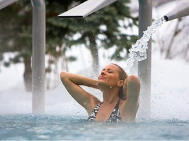 Congresses and seminars Leukerbad thermal bath