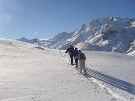 Kongress- und Seminarort  Saas-Fee Allalin Tour