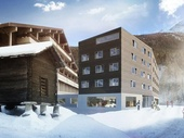 Youth hostel Saas-Fee