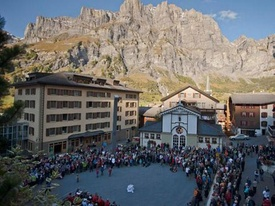 Musica populare - Festival - Leukerbad 