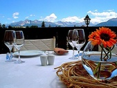 Restaurant Hostellerie du Pas de l'Ours - Crans-Montana