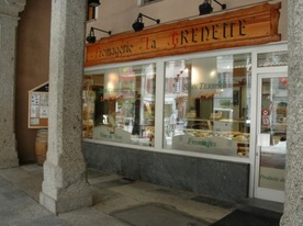 Local products La Grenette in Sion