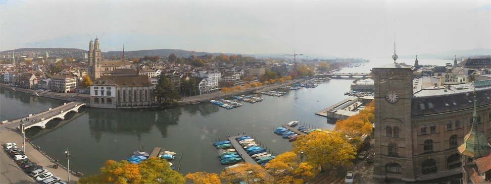 Automne - Image webcam