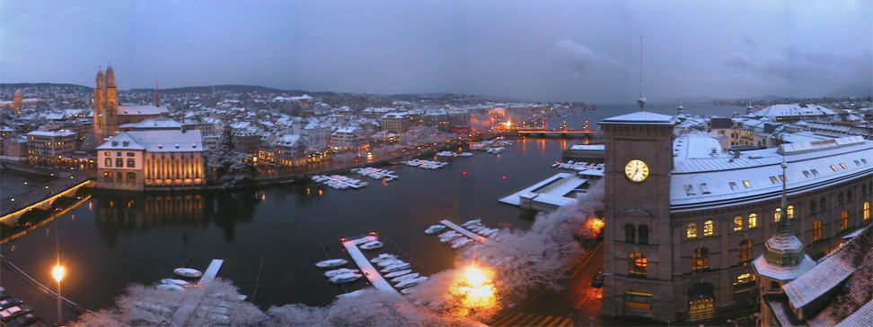 Hiver - Image webcam