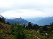 Sentiero panoramico - Nendaz