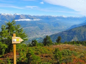 Panoramic Play Path, Nendaz