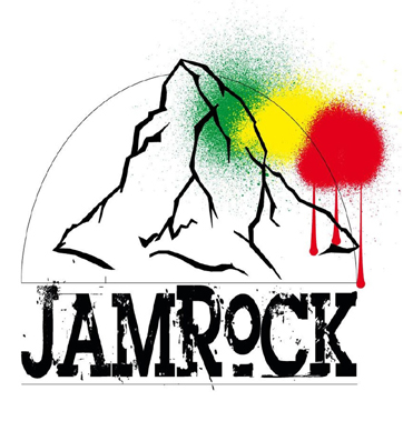 Das Logo von JamRock