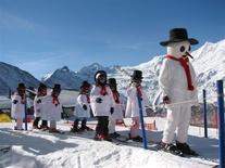 Skischule Saas-Grund