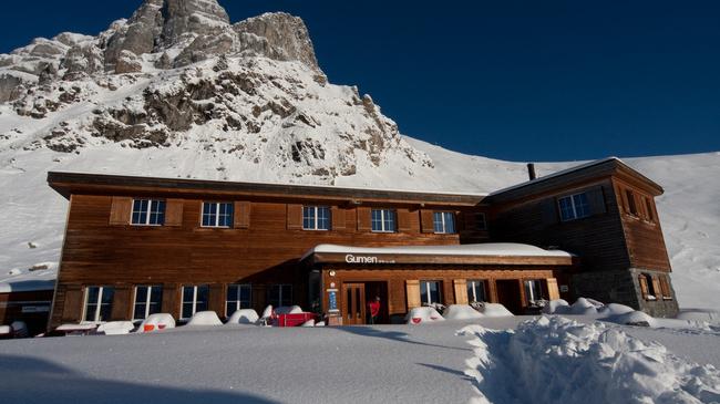 Bergrestaurant Gumen