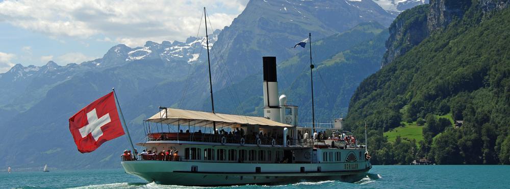 Schifffahrtgesellschaft des Vierwaldstättersees