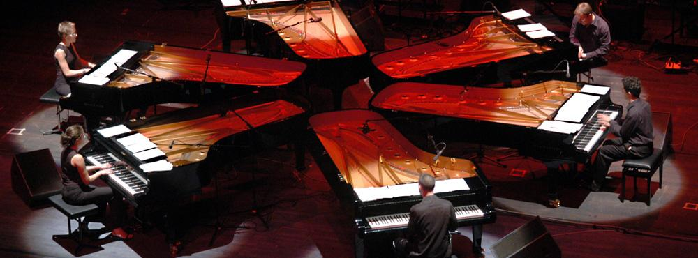 Lucerne Festival at Piano