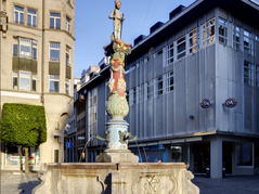 Fritschi Brunnen