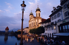 Jesuitenkirche Luzern