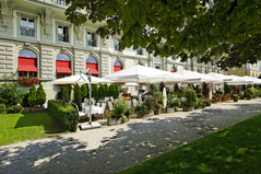 Restaurant Trianon im Grand Hotel National