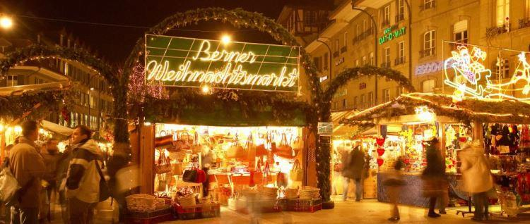 Bern Christmas Markets