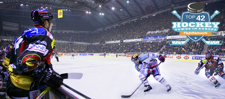 Bern among Europe's Best Hockey Towns!
