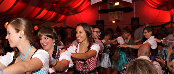 Schunkeln am Berner Oktoberfest