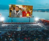 Sommer in Zürich: Sommerevents, Open-Air-Kino