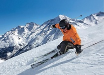 Ski- und Snowboardtest, Saas-Fee