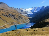 Barrage de Moiry - Grimentz