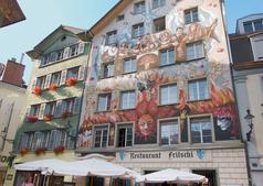 Fassaden erzählen Geschichten