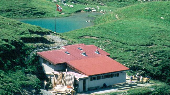 Foto Cabane Antème