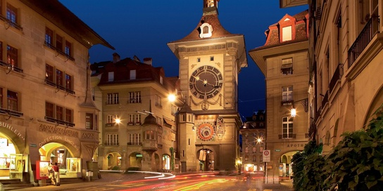 Tourist Attractions In Switzerland Bern Bern s historic old city