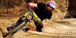 Downhill Funcross auf dem Berner Hausberg