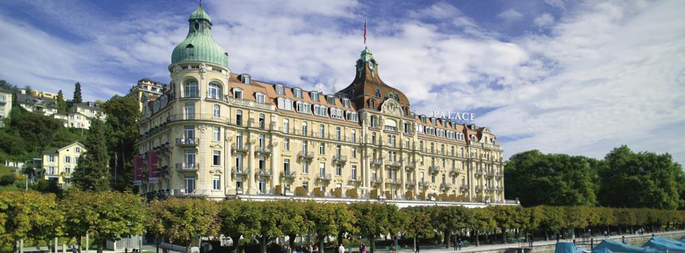 Hotel Palace Luzern