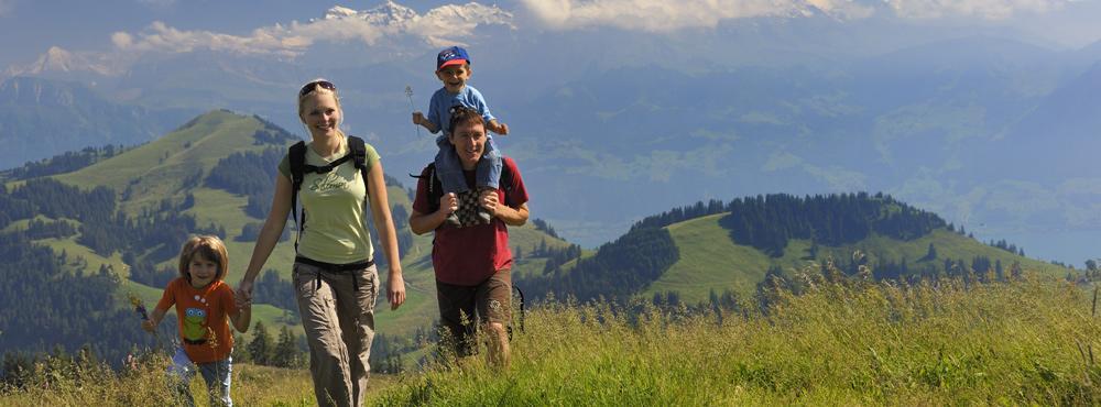 Familien-Wanderungen