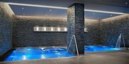 Verwöhn-Pool im Hotel Schweizerhof Bern & THE SPA