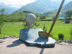 Golf Gotthard Realp