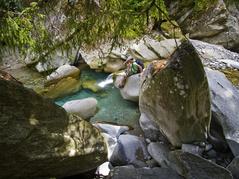 Wasserwelten Göschenen